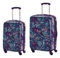 Gabol Set de valises rigides Folk Spinner-Avant