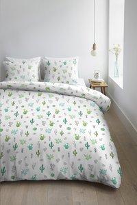 Ambiante Housse de couette Cactus green coton-Image 2