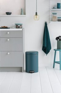Brabantia Pedaalemmer newIcon mineral reflective blue 20 l-Afbeelding 4