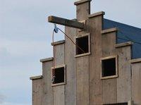 Dutchwood houten speelhuisje Amsterdam-Afbeelding 1