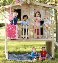 Dutchwood maisonnette en bois-Image 1