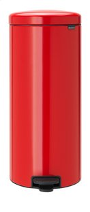 Brabantia Pedaalemmer newIcon passion red 30 l