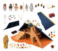 PLAYMOBIL History 5386 Piramide van de farao-Artikeldetail