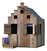 Dutchwood houten speelhuisje Amsterdam-Rechterzijde