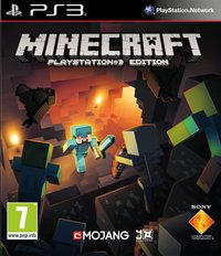 PS3 Minecraft FR/ANG