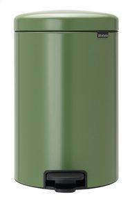 Brabantia Poubelle à pédale newIcon moss green 20 l