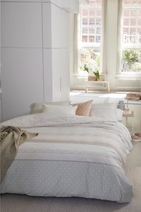 Beddinghouse Dekbedovertrek Spark white katoen-Afbeelding 2