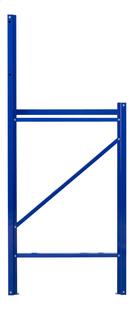 Avasco Werkbank Work blauw B 190 cm-Linkerzijde