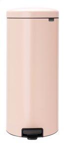Brabantia Poubelle à pédale NewIcon clay pink 30 l