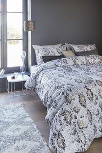 Beddinghouse Housse de couette Boa grey coton 200 x 220 cm-Image 2
