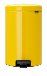 Brabantia Pedaalemmer NewIcon Daisy Yellow 20 l