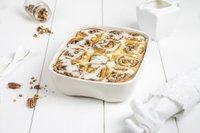 Pyrex Ovenschaal Curves cream-Afbeelding 2