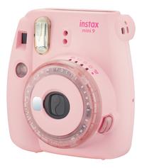Fujifilm appareil photo instax mini 9 Clear Pink-Côté droit