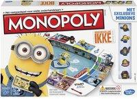 Monopoly Verschrikkelijke Ikke-Vooraanzicht