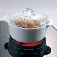 Pyrex Casserole Flame-Image 3