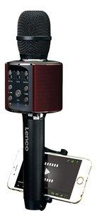 Lenco micro Bluetooth et lumières noir-Détail de l'article