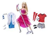 Barbie set de jeu Made to Move Carrière en Mode