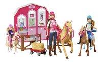 Mattel speelset Barbie Paardenstal