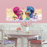 Sticker mural Shimmer & Shine Burst-Image 1