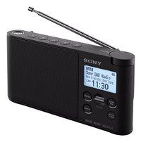 Sony radio DAB XDR-S41D noir-Côté droit