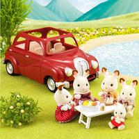 Sylvanian Families 5273 auto Family Saloon Car-Afbeelding 1