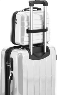 Check.In Harde trolleyset London Special Spinner white-Afbeelding 1