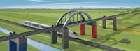 Märklin My World Spoorwegbrug-Afbeelding 1