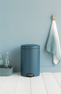 Brabantia Pedaalemmer newIcon mineral reflective blue 20 l-Afbeelding 2