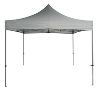 Plooibare partytent polyester 3 x 3 m