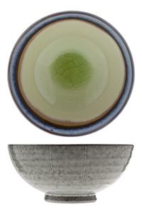 Cosy & Trendy 6 bols Giana vert 11,5 cm