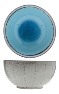 Cosy & Trendy 6 bols Giana bleu 13,5 cm