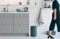Brabantia Pedaalemmer newIcon mineral reflective blue 12 l-Afbeelding 3