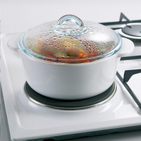 Pyrex kookpot Flame 20 cm - 3 l-Afbeelding 4