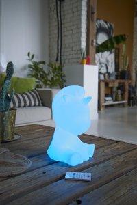 bigben haut-parleur Bluetooth Unicorn lumineux-Image 2