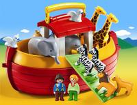 Playmobil 1.2.3 6765 Ark van Noah-Afbeelding 1