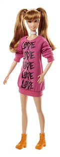 Barbie poupée mannequin  Fashionistas Tall 80 - Wear Your Heart-commercieel beeld