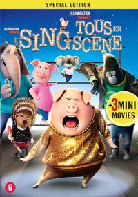 Dvd Sing-Vooraanzicht