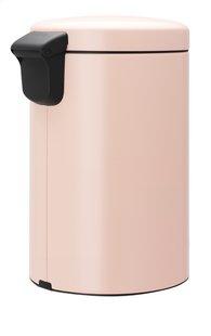 Brabantia Poubelle à pédale newIcon clay pink 12 l-Côté gauche