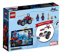 LEGO Spider-Man 76133 Spider-Man auto achtervolging-Achteraanzicht