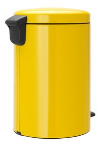 Brabantia Pedaalemmer newIcon Daisy Yellow 20 l-Linkerzijde