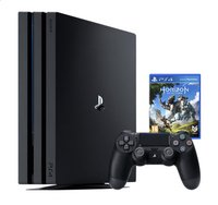 PS4 Pro console 1 To + Horizon Zero Dawn