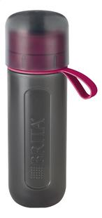 Brita Bouteille Fill & Go Active pink 0,6 l-Avant