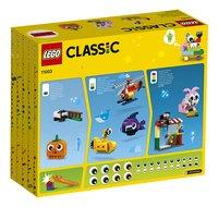 LEGO Classic 11003 La boîte de briques et d'yeux-Arrière