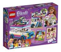 LEGO Friends 41333 Le véhicule de mission d'Olivia-Arrière