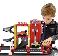 Abrick F1 circuit en garage-Afbeelding 1