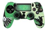 Hama set d'accessoires pour manette DualShock 4 de PS4 Football vert
