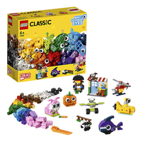 LEGO Classic 11003 La boîte de briques et d'yeux-Détail de l'article