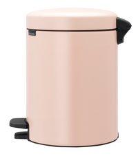 Brabantia Pedaalemmer newIcon Clay Pink 5 l-Rechterzijde