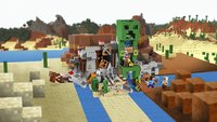 LEGO Minecraft 21155 La mine du Creeper-Image 2