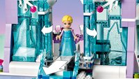 LEGO Disney Princess 43172 Le palais des glaces magique d'Elsa-Image 2